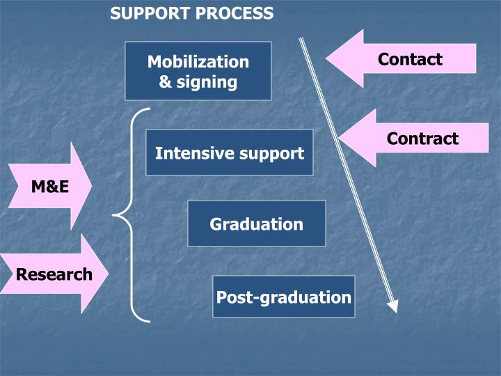 SUPPORT PROCESS