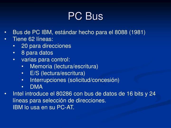 PC Bus