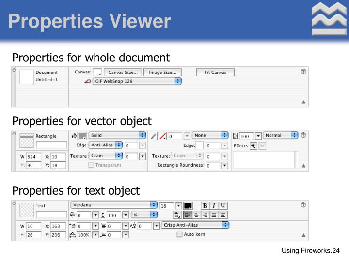 Properties Viewer