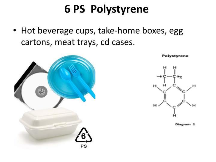 6 PS Polystyrene