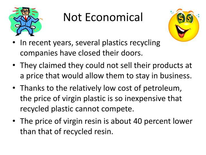 Not Economical