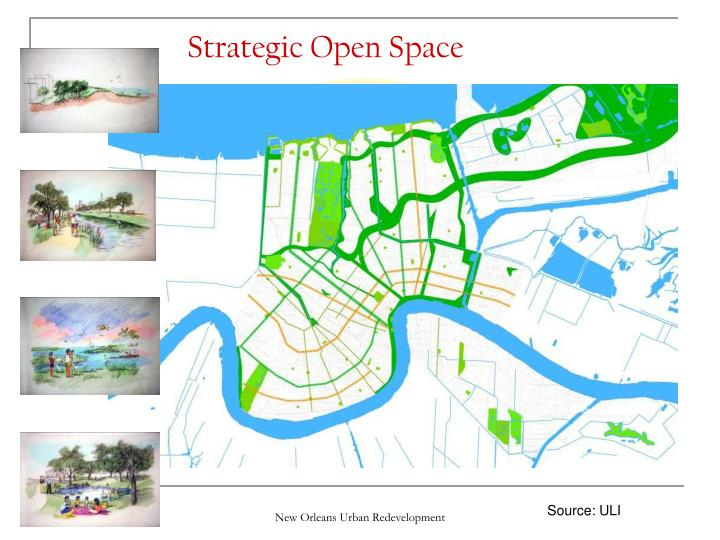 Strategic Open Space