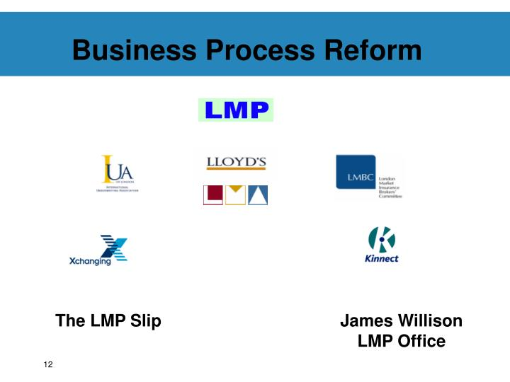 Business Process Reform