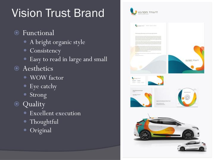 Vision Trust Brand