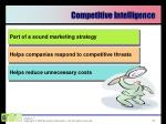 competitive intelligence1