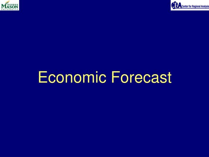 Economic Forecast
