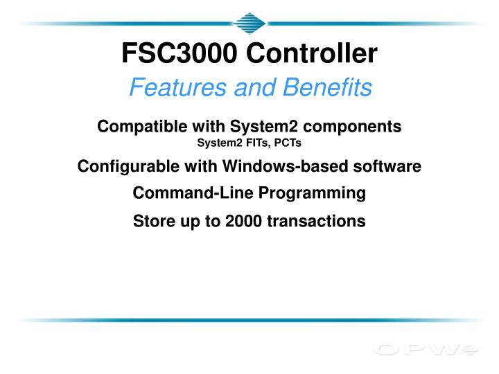 FSC3000 Controller