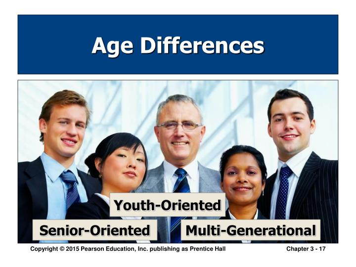 Age Differences