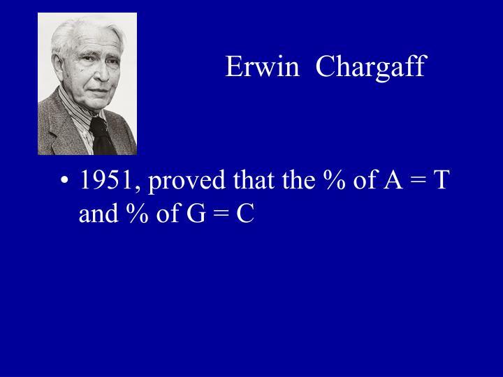 Erwin  Chargaff
