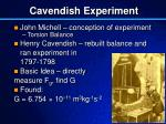 cavendish experiment1