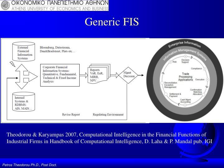 Generic FIS