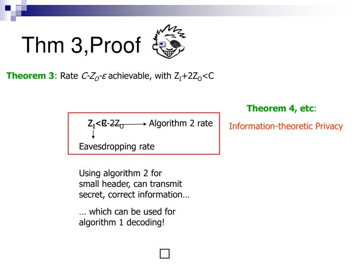 Thm 3,Proof