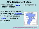 challenges for future1