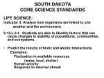 south dakota core science standards2