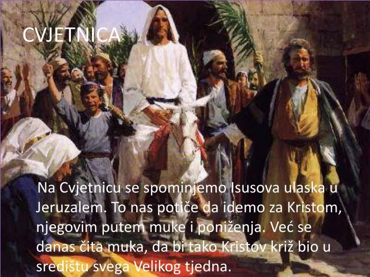CVJETNICA