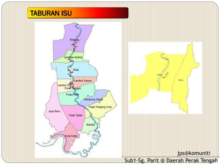 TABURAN ISU