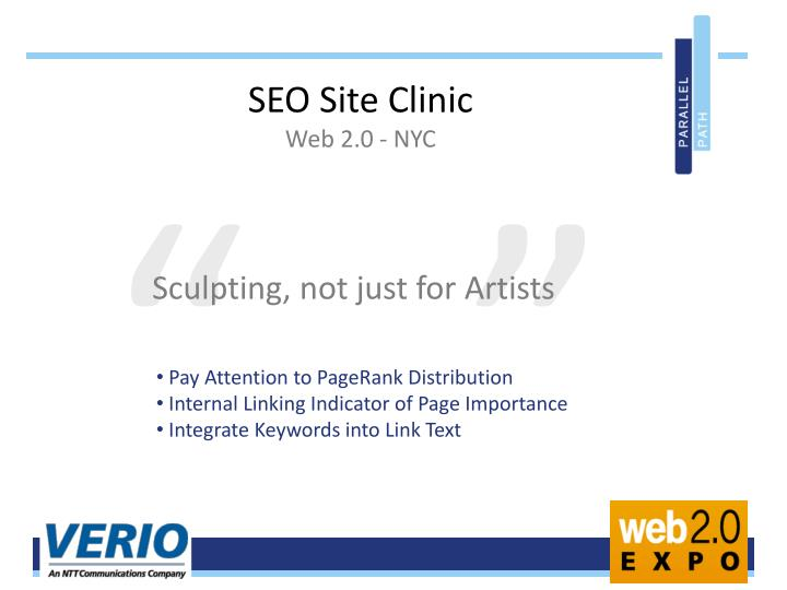 SEO Site Clinic