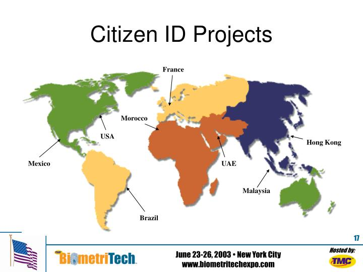 Citizen ID Projects
