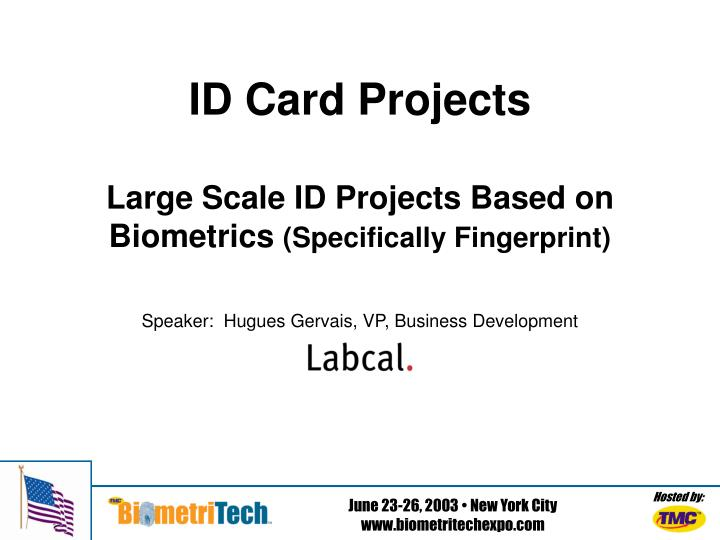 ID Card Projects