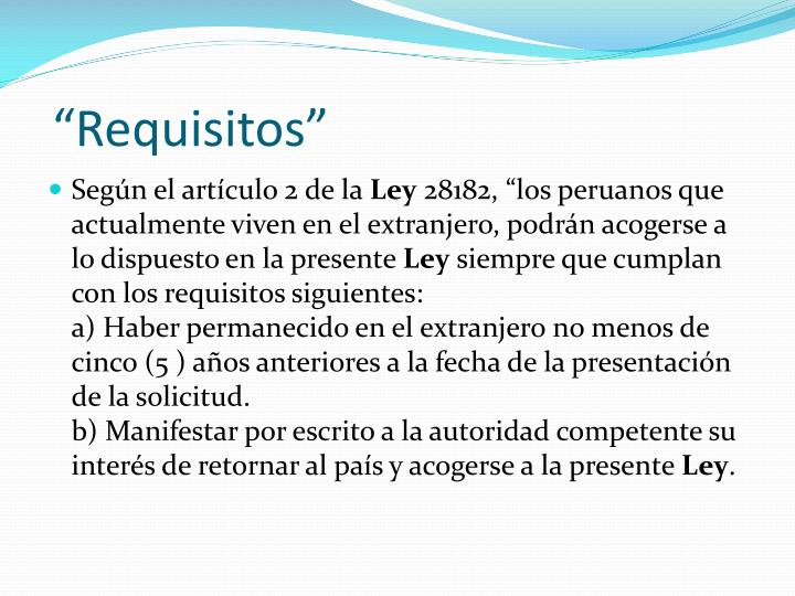 """Requisitos"""