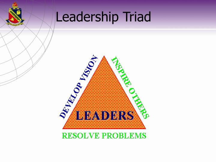 Leadership Triad