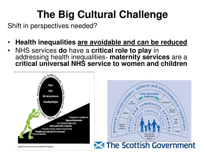 The Big Cultural Challenge