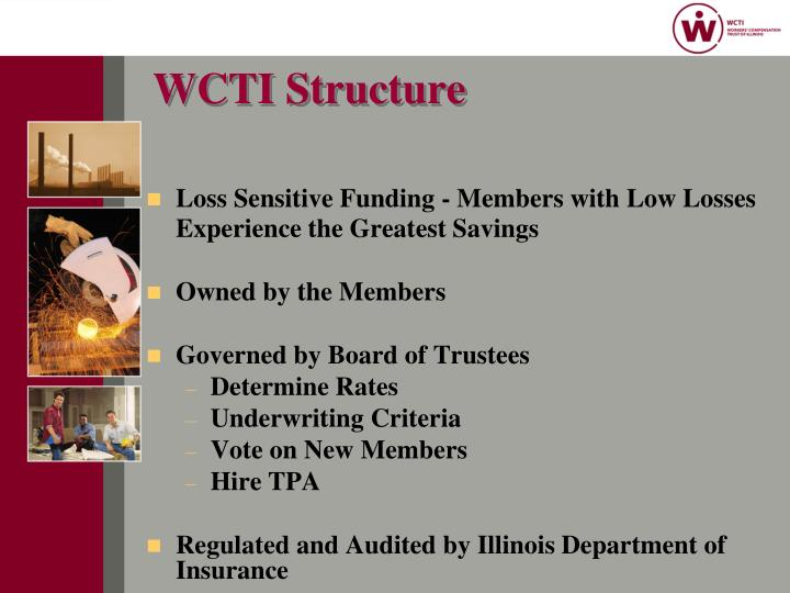 Wcti structure