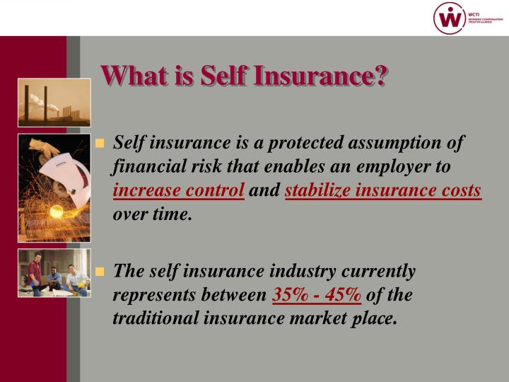 What is self insurance