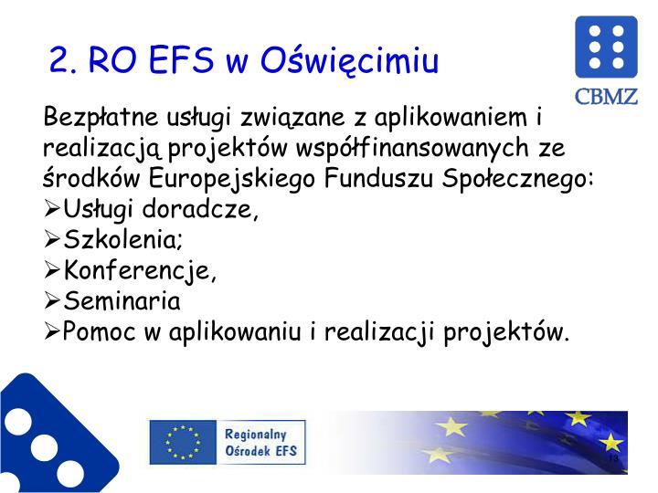2. RO EFS w Oświęcimiu