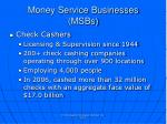 money service businesses msbs1