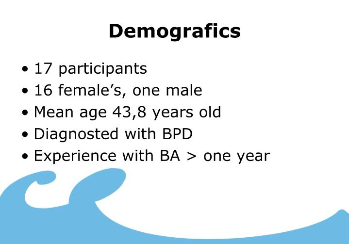 Demografics