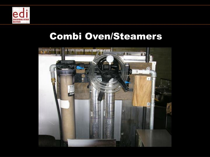 Combi Oven/Steamers