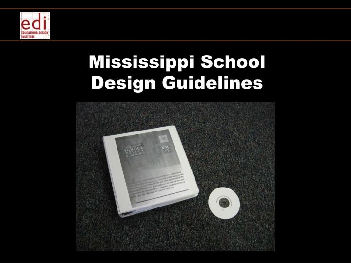Mississippi School