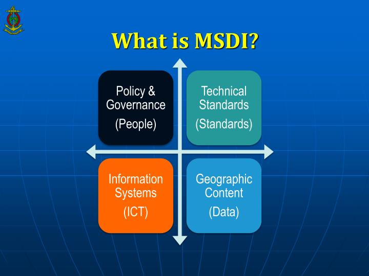 What is MSDI?