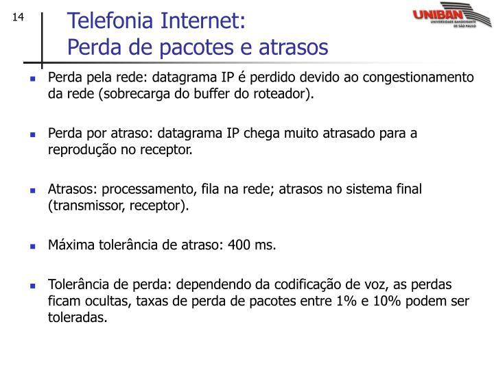 Telefonia Internet:
