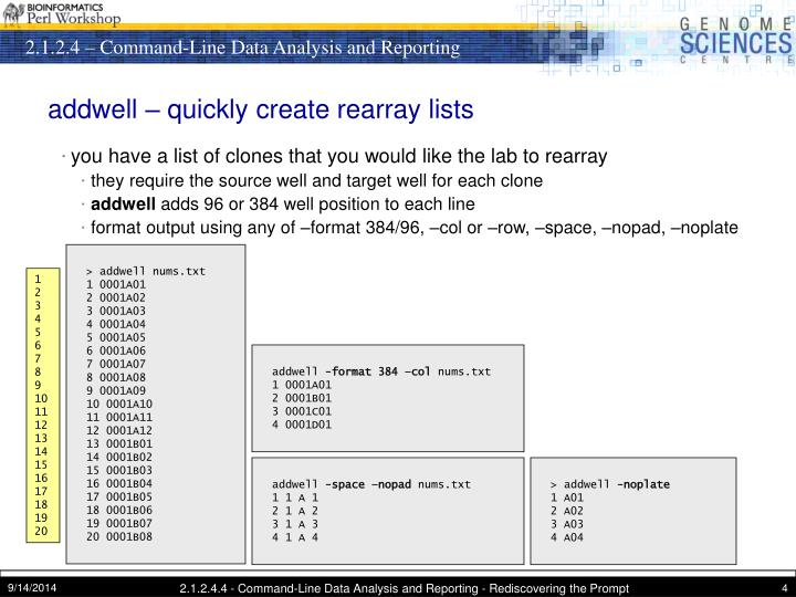 addwell – quickly create rearray lists