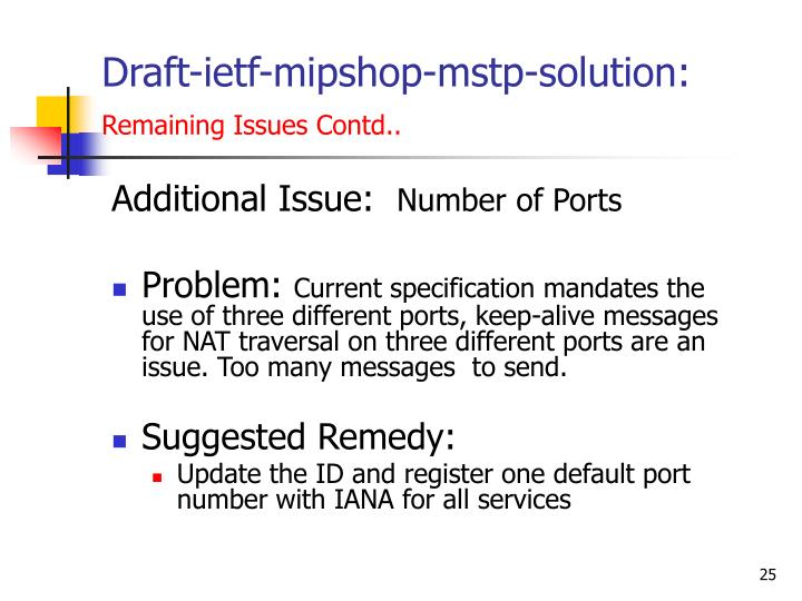 Draft-ietf-mipshop-mstp-solution: