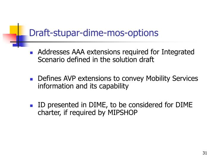 Draft-stupar-dime-mos-options