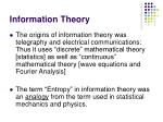 information theory4