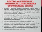 centralna ewidencja i informacja o dzia alno ci gospodarczej ceidg3