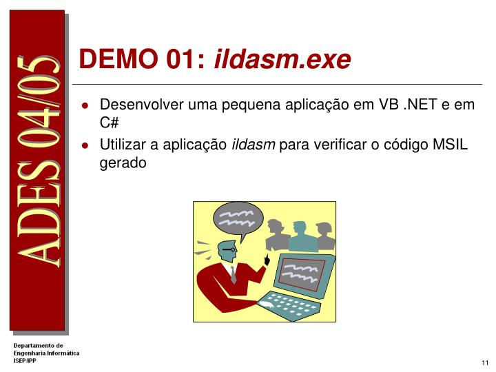 DEMO 01: