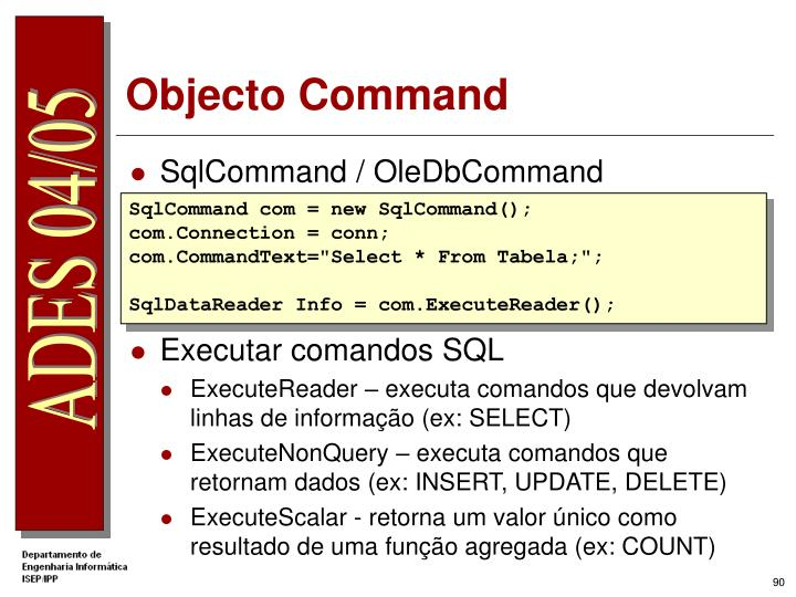 Objecto Command