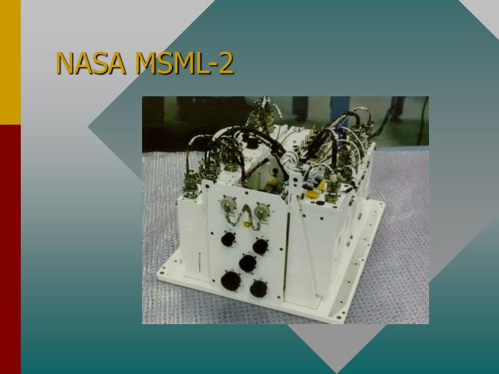 NASA MSML-2
