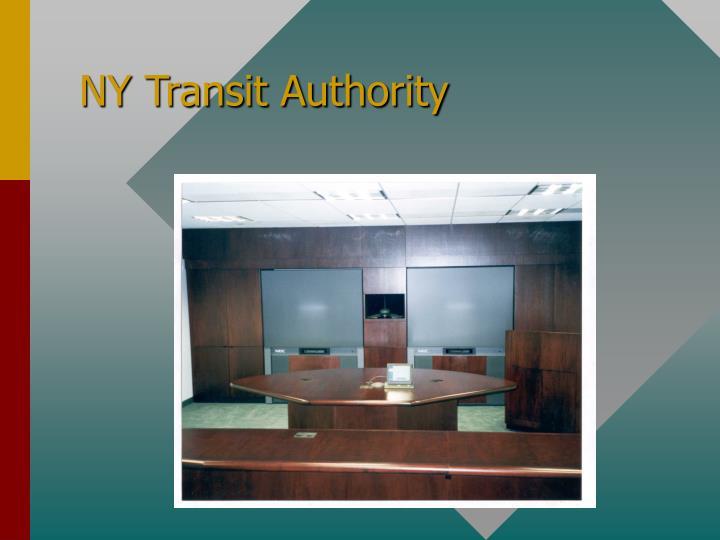 NY Transit Authority