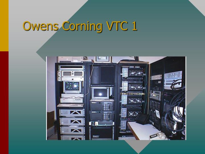 Owens Corning VTC 1