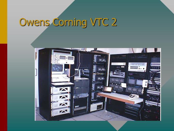 Owens Corning VTC 2