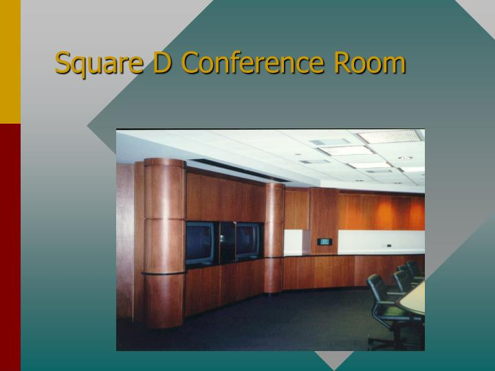 Square D Conference Room