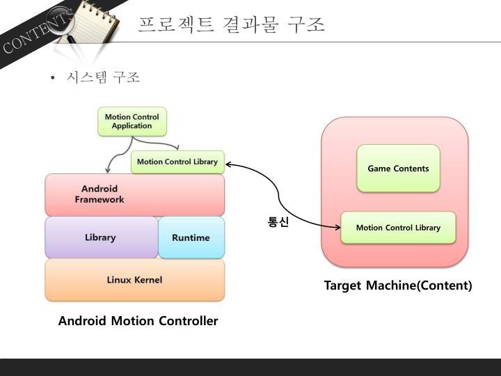 프로젝트 결과물 구조