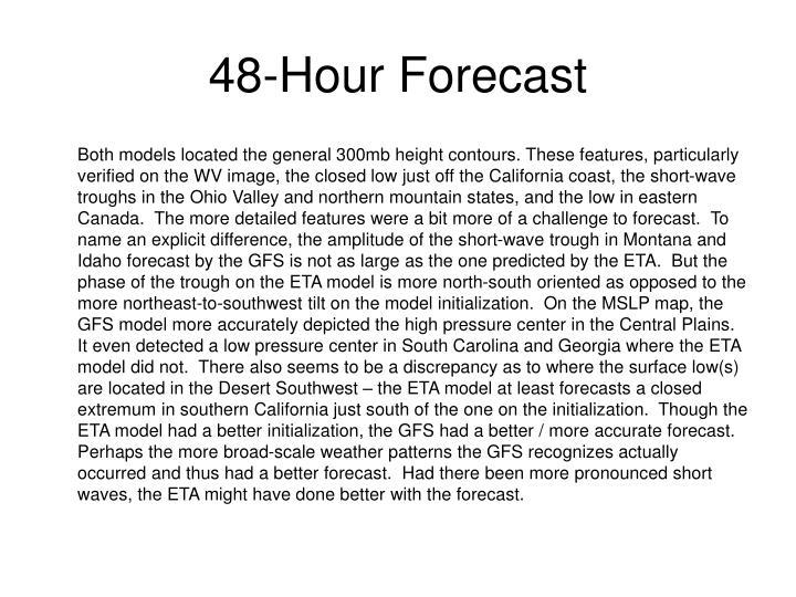 48-Hour Forecast
