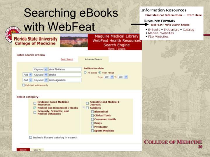 WebFeat